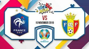 Prediksi Bola Jitu France vs Moldova 15 November 2019