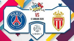 Prediksi Bola Jitu Paris Saint Germain vs Monaco 13 Januari 2020
