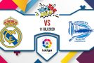 Prediksi Bola Jitu Real Madrid Vs Alaves 11 Juli 2020