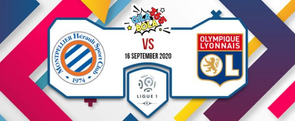 Prediksi Bola Jitu Montpellier vs Lyon 16 September 2020
