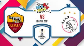 Prediksi Bola Jitu AS Roma Vs Ajax 16 April 2021