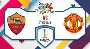 Prediksi Bola Jitu AS Roma vs Manchester United 07 Mei 2021